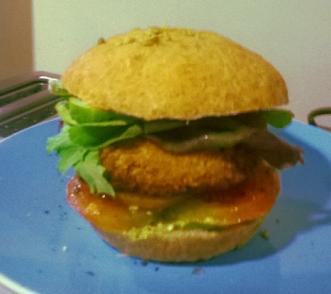 Vegie Burger 03